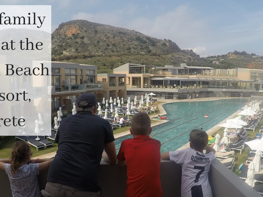 Kiani Beach Resort, Chania Crete   Our Family Stay & Review   All Inclusive Resort