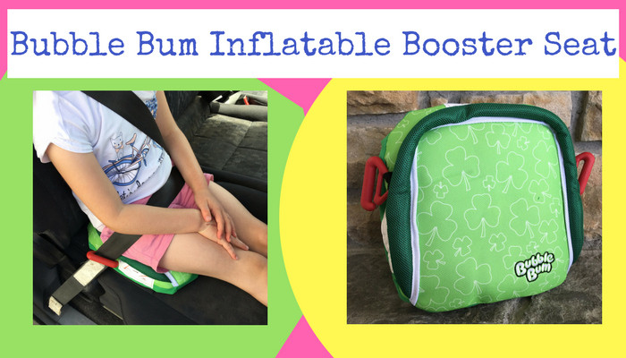 Bubble Bum Inflatable Booster Seat feature image
