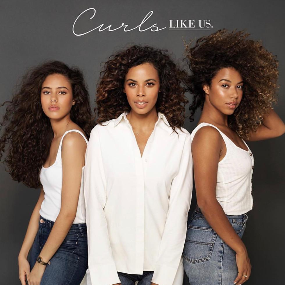 Curls Like Us Campaign