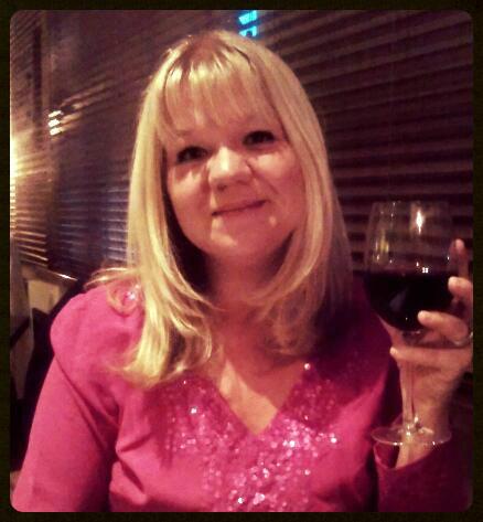 One Yummy Mummy with wine