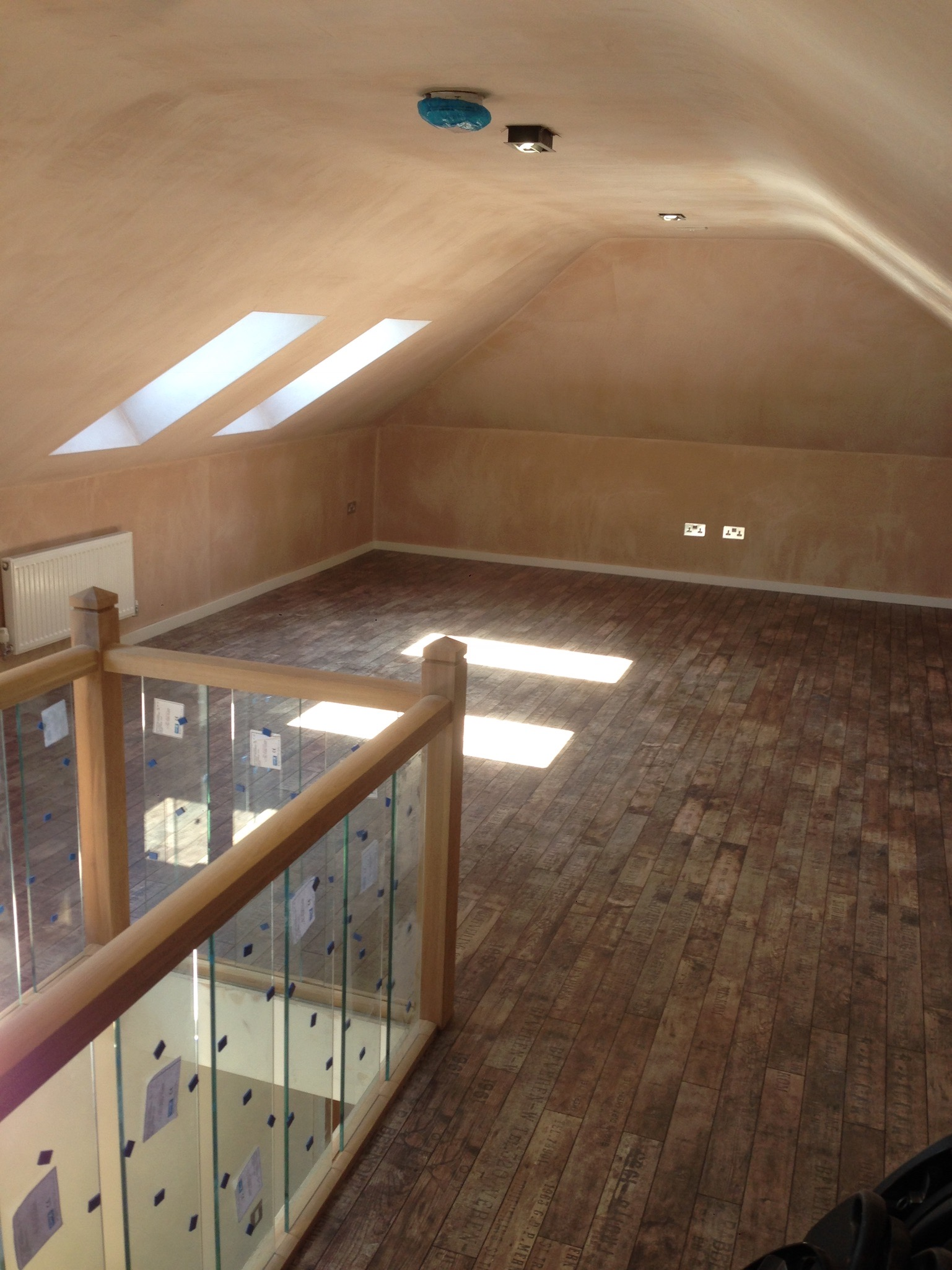 S.T. Joinery Loft Conversion