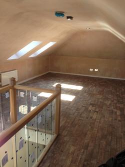 S.T. Joinery Loft Conversion