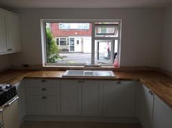 ST Joinery kitchen