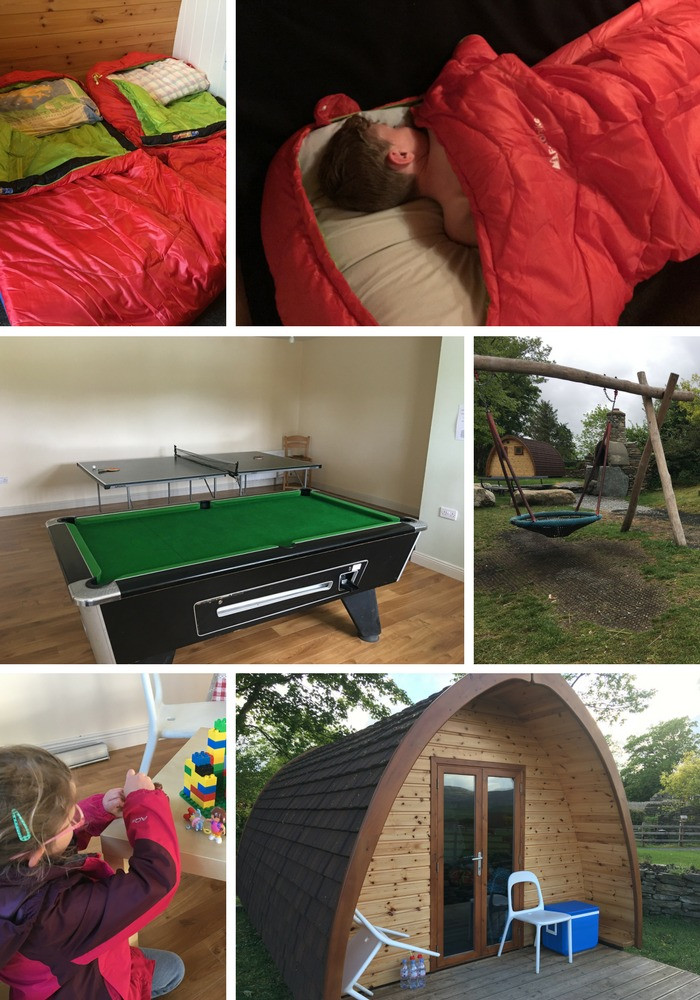 tips for glamping