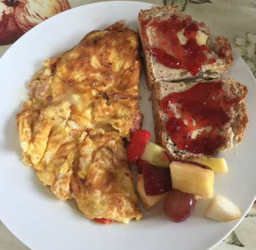 make the perfect omelet