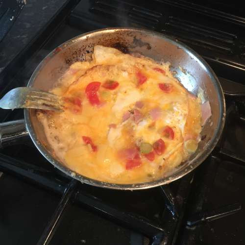 make the perfect omelet 1