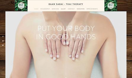 HKP Media | Baan Sabai Thai Therapy