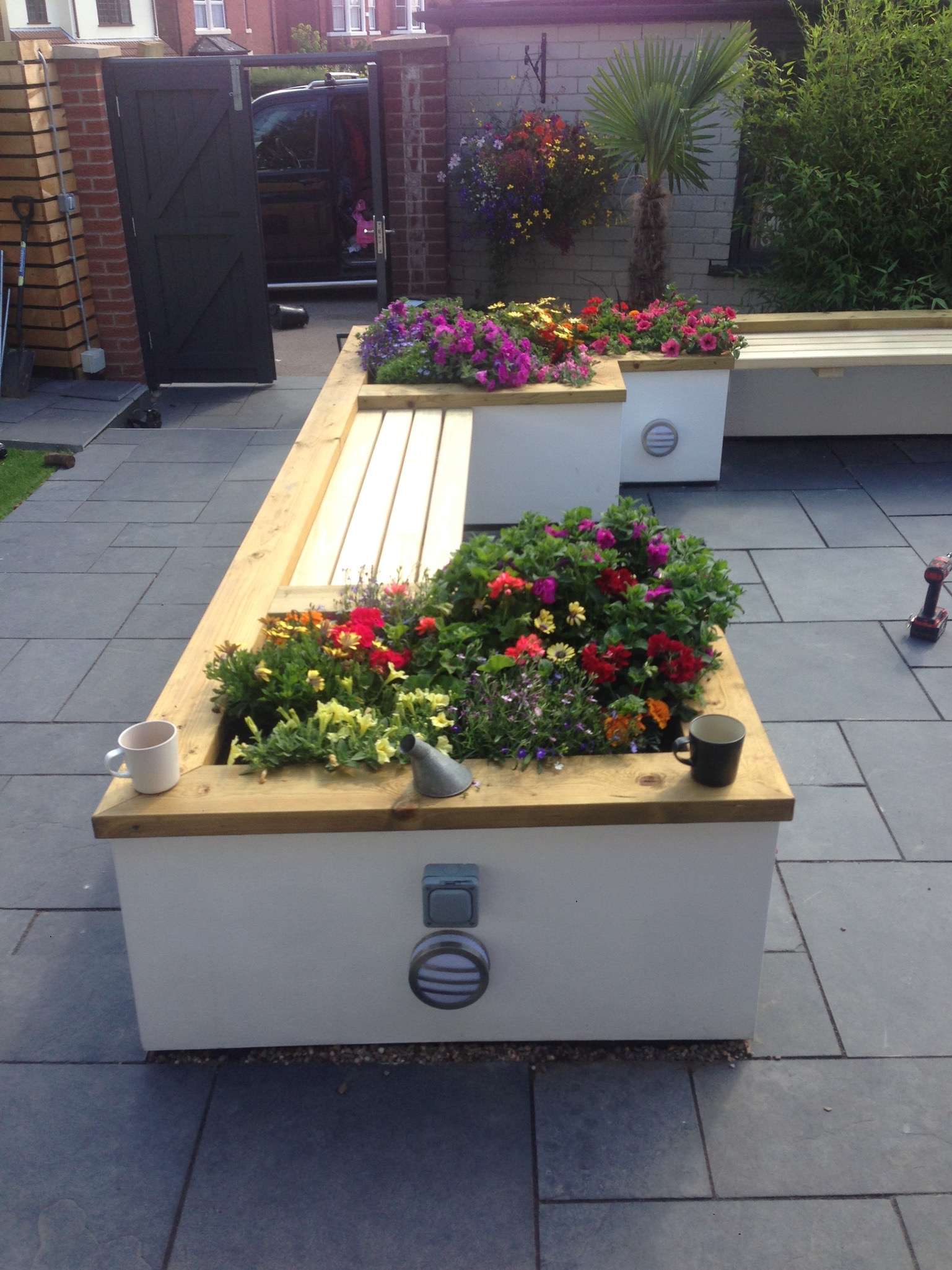 S.T. Joinery Bespoke Garden Furnitur