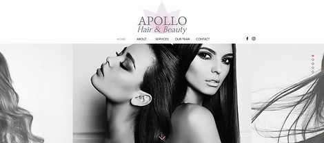 HKP Media | Apollo Hair & Beauty