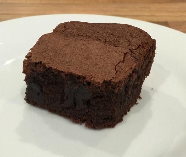 dark chocolate brownies 7