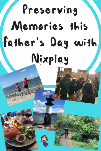Preserving Memories this Father's Day with Nixplay pinterest