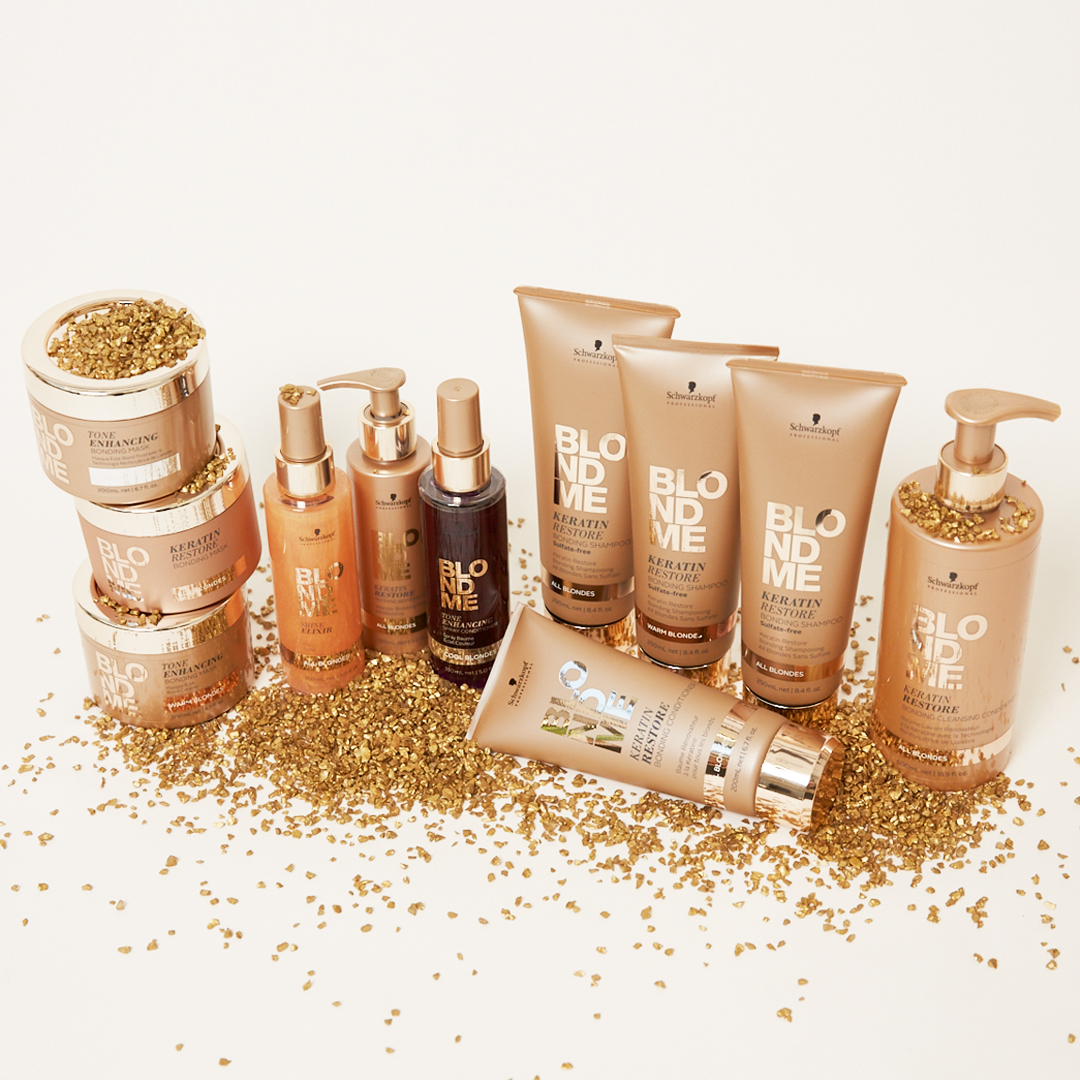 blonde me products stamford