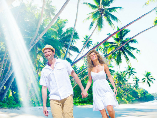5 Perfect Destinations For A Honeymoon By The Beach