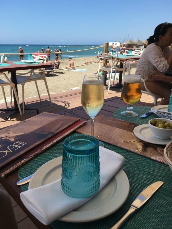 Beach Club Restaurante Grill