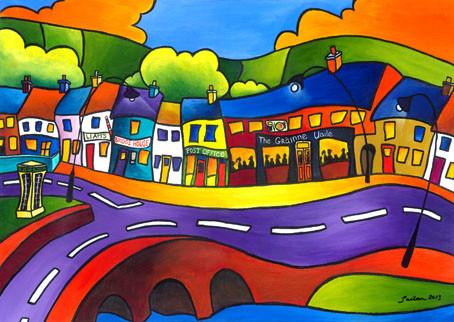 saileen-art-newport-town-sized