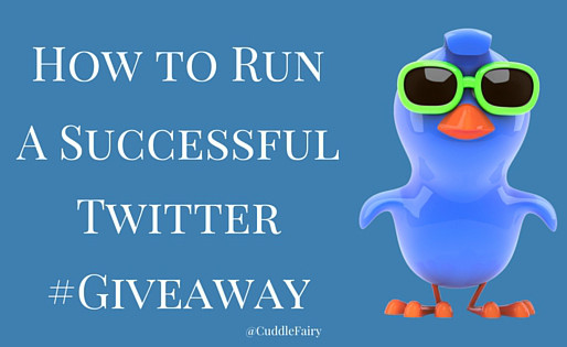 How to Run a Successful Twitter Giveaway