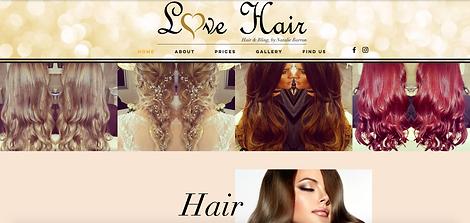 HKP Media | Love Hair Nottingham