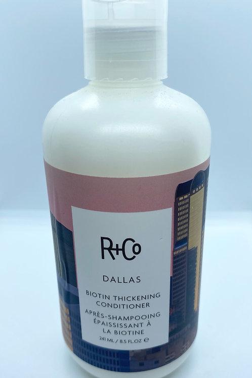R+Co Dallas Biotin Thickening Conditioner (241ml)