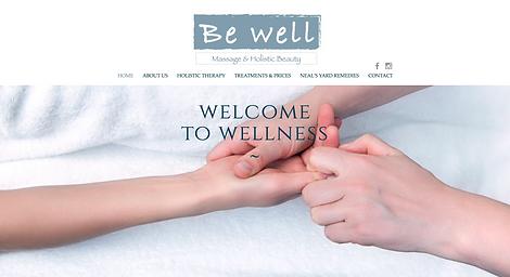 HKP Media | Be Well Massage & Holistic Beauty