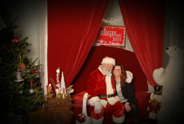 santa at westport house 3