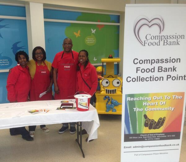 Compassion Food Bank Team