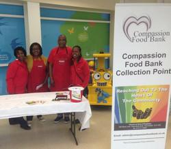 Compassion Food Bank Team