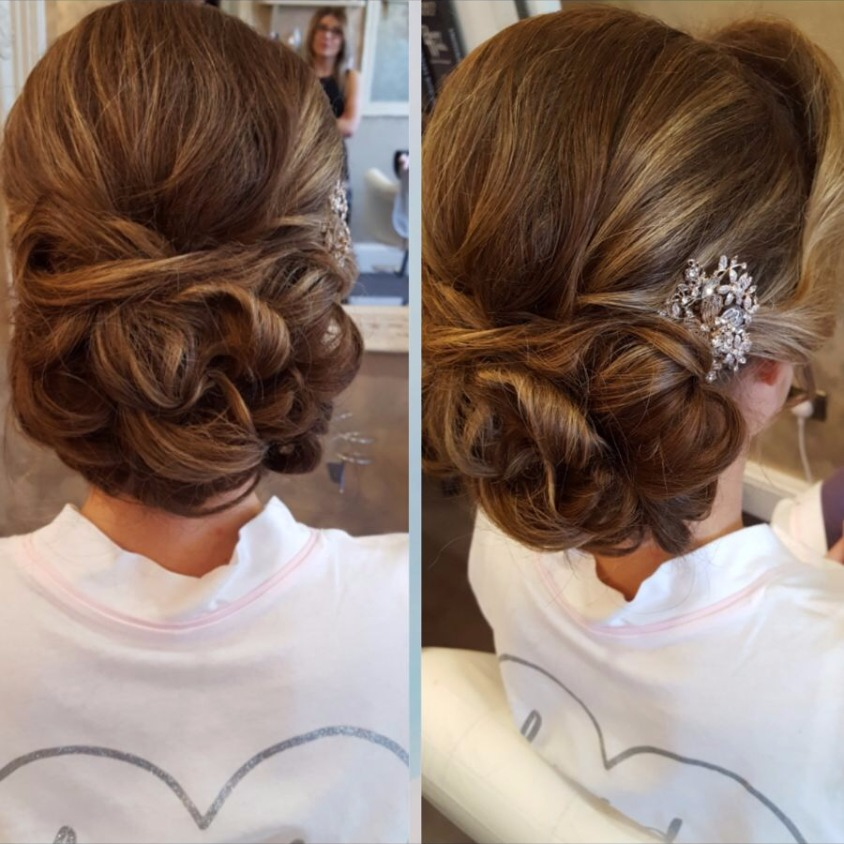 bridal hair nottingham