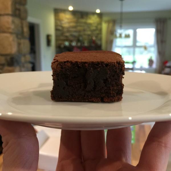 dark chocolate brownies 5