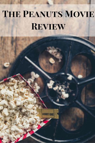 The Peanuts Movie Review 2