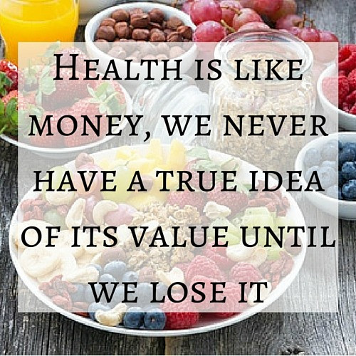 health food revolution