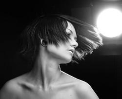 Brunette spotlight