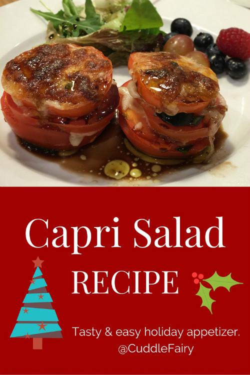 Capri Salad recipe