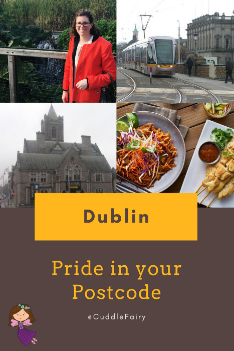 Dublin pride in your postcode