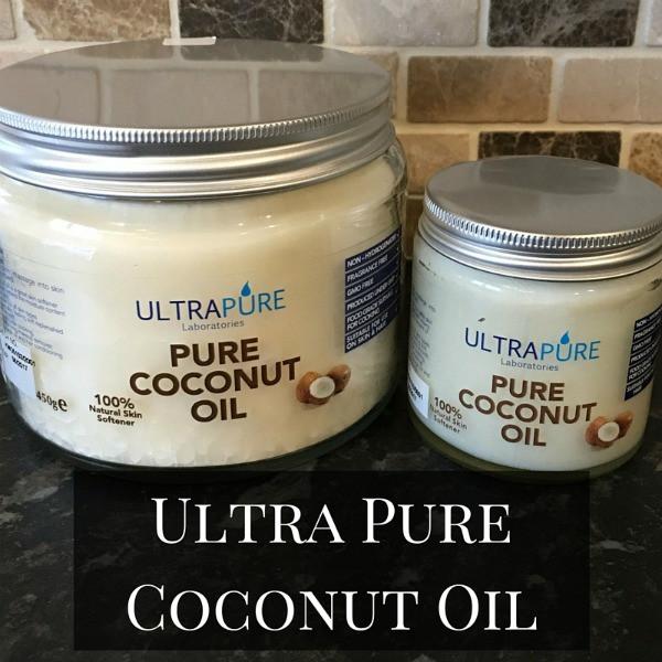 Ultra Pure Coconut Oil