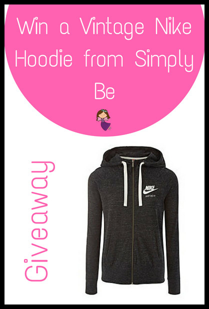 Giveaway from simply be