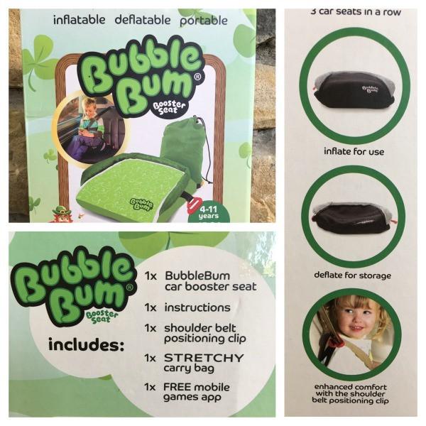 bubble bum in the box