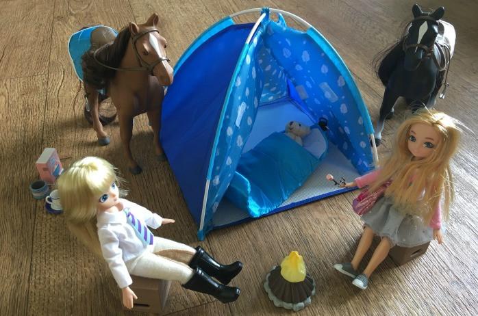 Sirius the Welsh Mountain Pony & thePony Club Lottie Doll & Pony Set