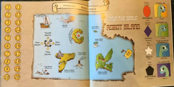 oisin the brave robot island 4