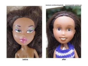 TC before after black