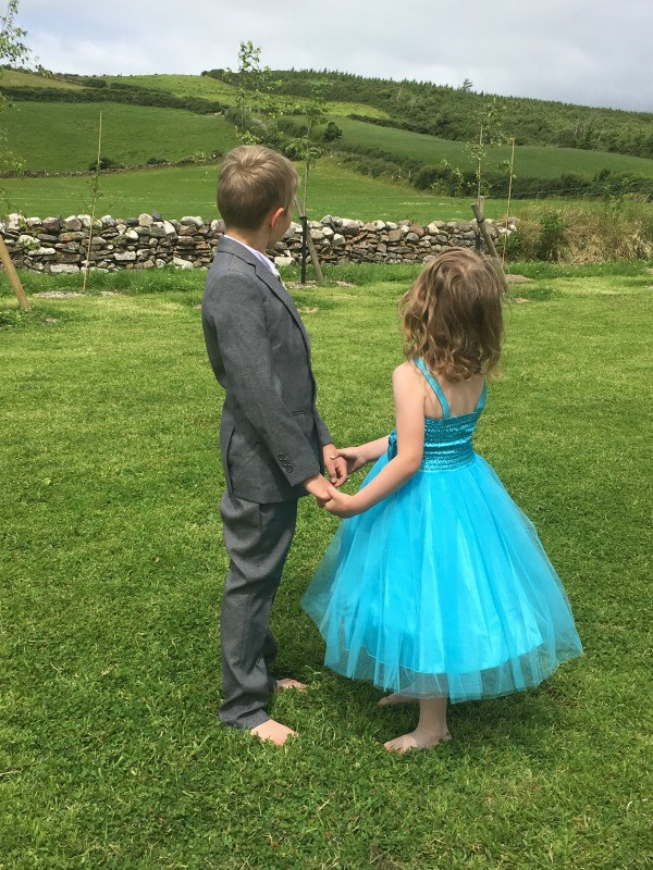 roco boys suits girls party dresses