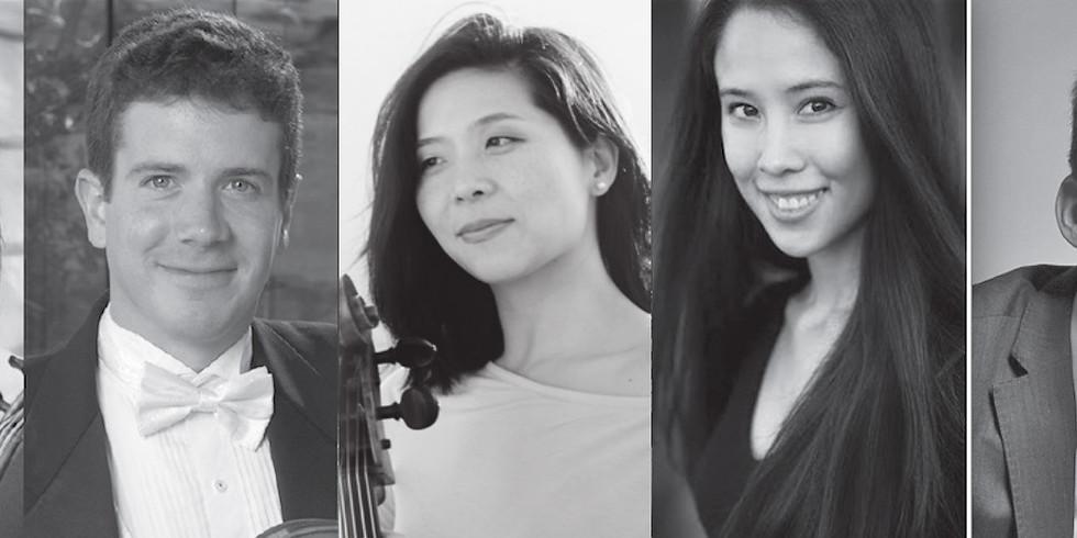San Jose Chamber Music Society: Ensemble San Francisco-James Austin Smith and Angela Lee