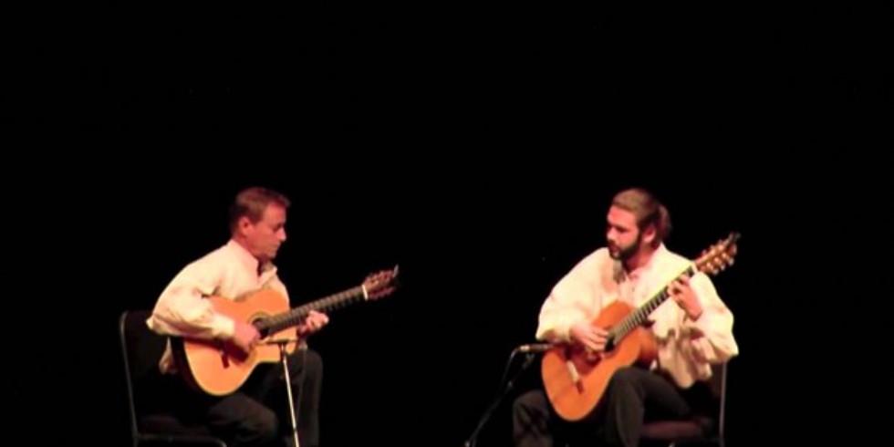 South Bay Guitar Society: Tony Harmon & Nathan Towne Guitar Duo