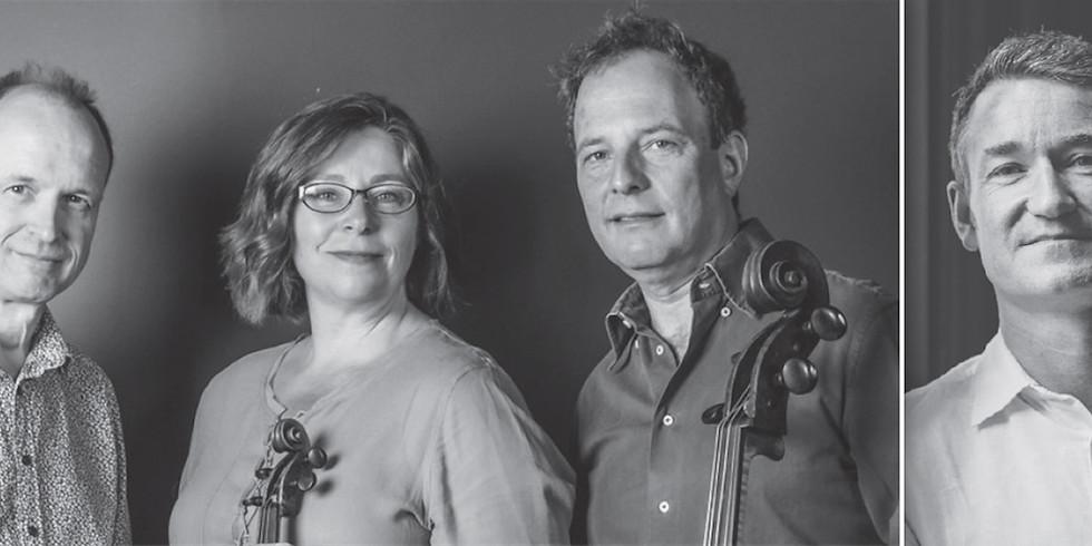 San Jose Chamber Music Society: Gould Piano Trio with Robert Plane clarinet