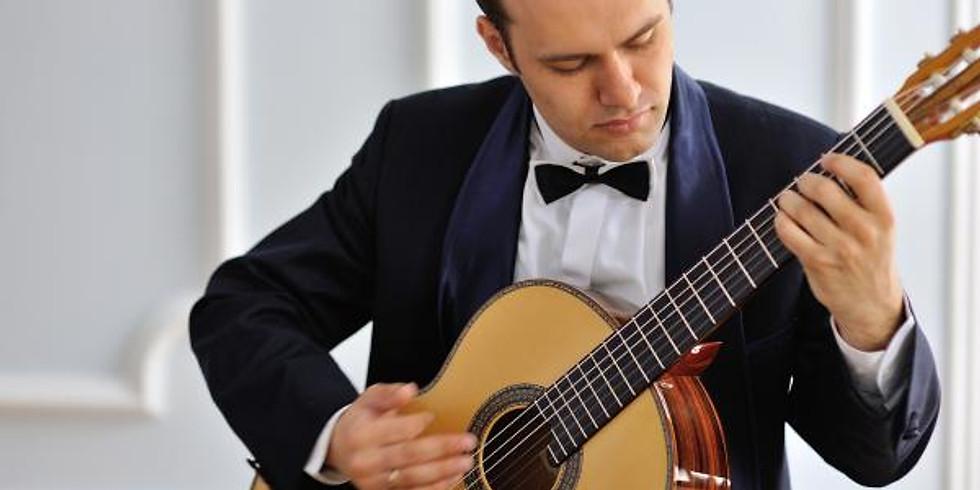 South Bay Guitar Society: Rovshan Mamedkuliev, Classical Guitar Virtuoso