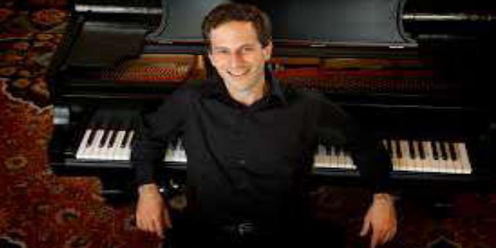 Noon Arts and Lectures: Michael Mizrahi interprets Beethoven