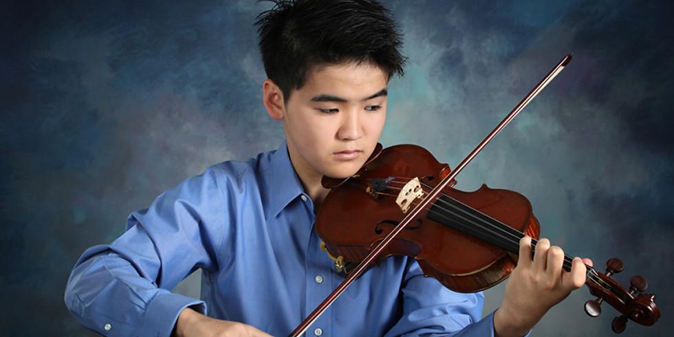 Nova Vista Symphony: Masterworks Young Artist Series