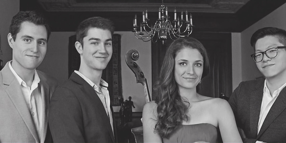 San Jose Chamber Music Society: Dover String Quartet