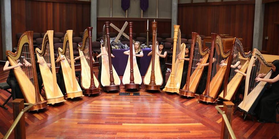 American Harp Society: Bay Area Harp Academy Concert