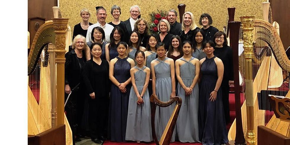 American Harp Society: Harp Extravaganza