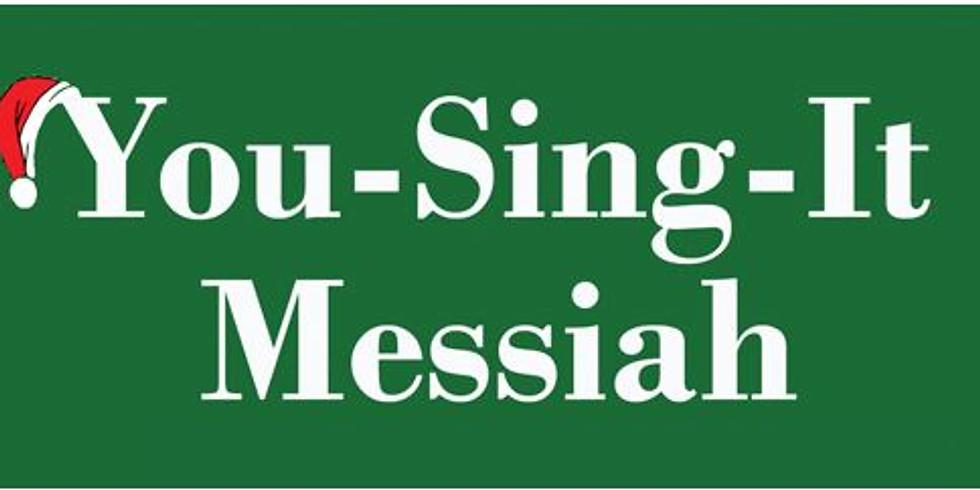 San Jose Symphonic Choir: You-Sing-It Messiah